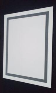 Lustro Led 60x80 80x60 W2