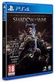 ŚRÓDZIEMIE CIEŃ WOJNY SHADOW OF WAR - PL + DLC PS4