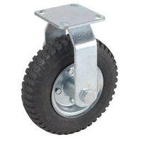 Koło transportowe stałe 20cm na podstawie do 100kg swe