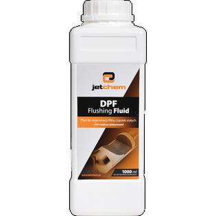 DPF Flushing Fluid JETCHEM silny koncentrat do regeneracji filtra DPF