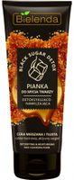 Bielenda BLACK SUGAR DETOX Detoksykująco – nawilżająca pianka do mycia twarzy 175ml - Black Sugar Detox