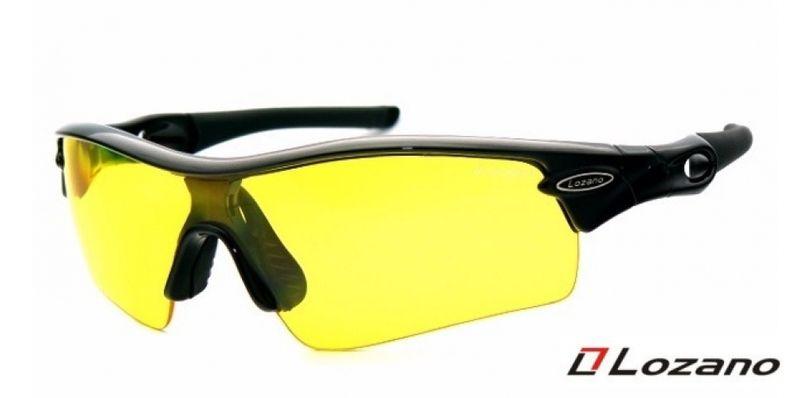 Okulary lozano lz-108 wymienne szkła polaryzacja zdjęcie 5