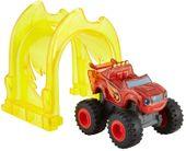 Fisher Price DTV23 Blaze i Megamaszyny Auto Blaze świecący