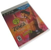 Zumba Fitness Join the PARTY MOVE PS3