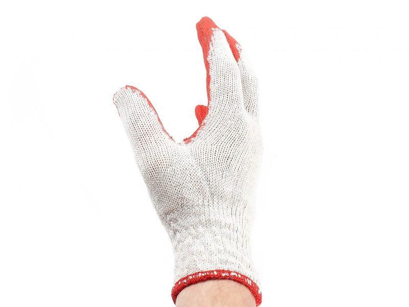 Rękawice robocze do ogrodu 9L zdjęcie 4
