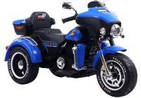 LEAN CARS Motocykl na Akumulator ABM-5288 Niebieski