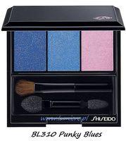 Shiseido Satin Eye Color Trio Cienie do powiek