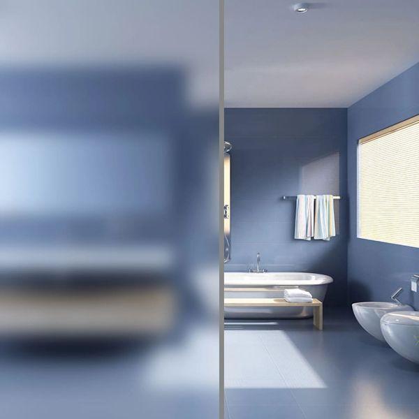 Naklejka na szybę, mrożone szkło (0,9 x 5 m) zdjęcie 1