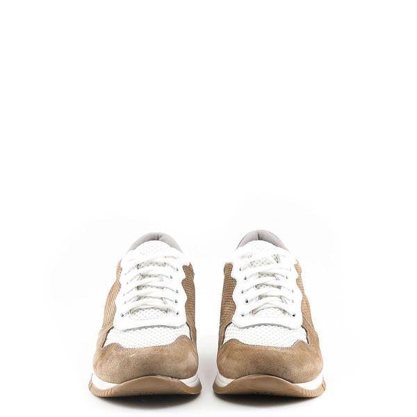 Made in Italia męskie buty sportowe brązowy 45 zdjęcie 6