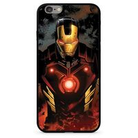 Etui Glass Marvel™ IronMan 023 iPhone Xs MPCIMAN7806