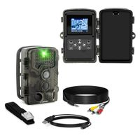 Fotopułapka 8 MP Full HD 42 IR LED - 20 m - 0,3 s Stamony ST-HC-8000B