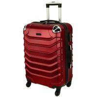 Duża walizka PELLUCCI RGL 730 L Bordowa