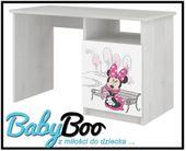 BIURKO dla dzieci Meble DISNEY Baby Boo WZORY!