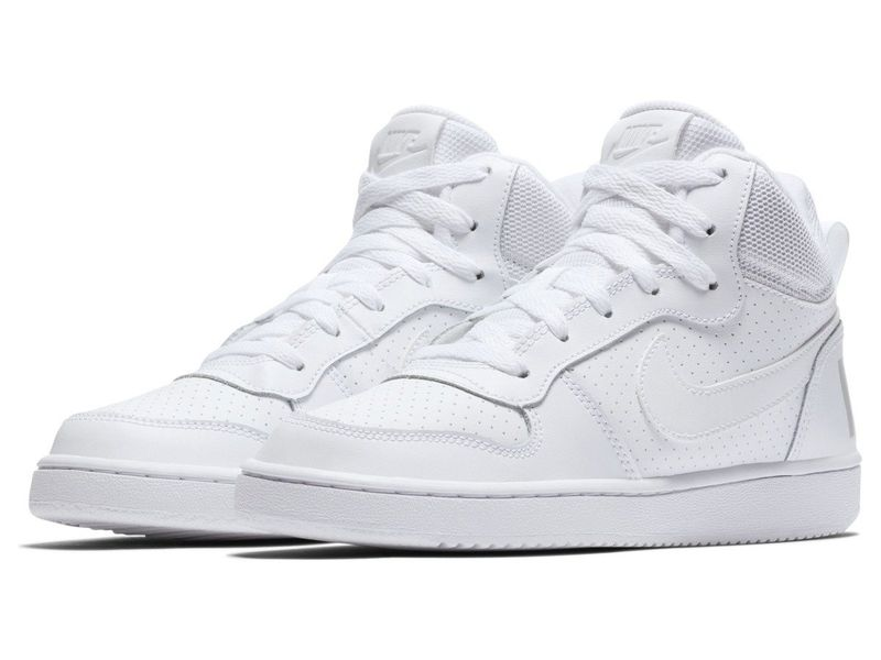 d34377db Buty damskie NIKE COURT BOROUGH MID (GS) SHOE 38 • Arena.pl