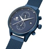 Zegarek męski Gino Rossi Exlusive-VISO-  E12463B-6F1
