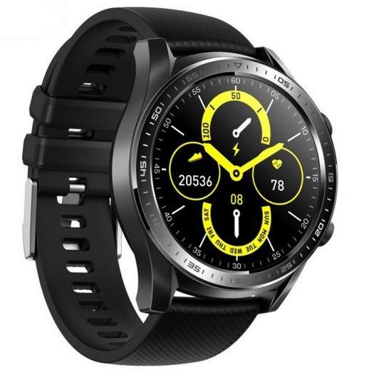 Sportowy Smartwatch Zegarek Kompas Kroki IP68 HIT na Arena.pl