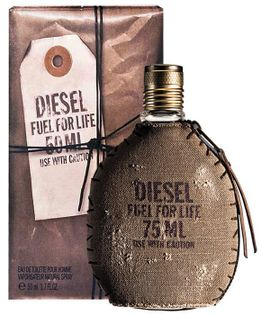 Diesel Fuel For Life Homme Woda toaletowa 75ml tester