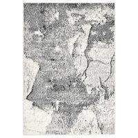 Dywan, szary, 80 x 150 cm, PP
