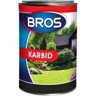 BROS KARBID GRANULOWANY NA KRETY NORNICE 1 KG