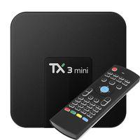TX3 MINI Android Smart TV Box S905w 2/16 GB + KLAWIATURA MX3