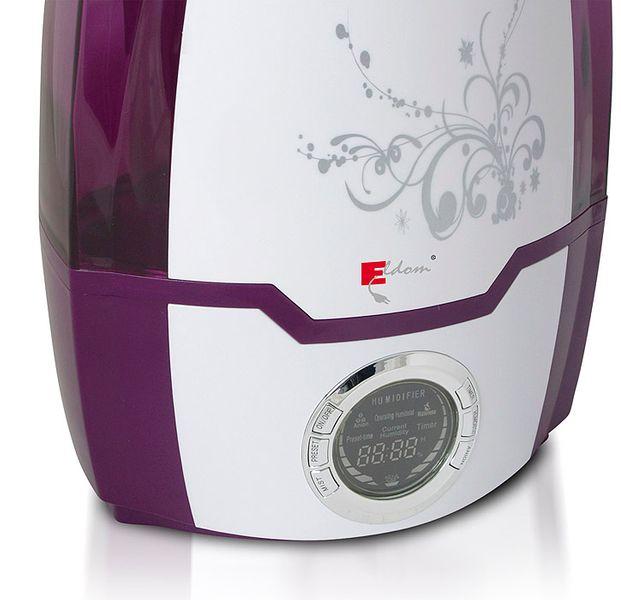 Nawilżacz powietrza ELDOM NU5    Jonizator + Higrometr / 2 FILTRY W ZESTAWIE zdjęcie 3