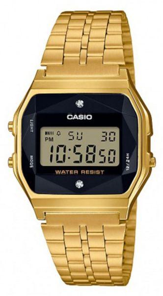 Zegarek damski złoty CASIO Retro A159WGED zdjęcie 1
