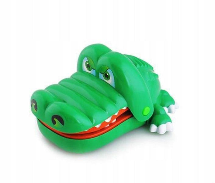 GRA krokodyl KAJMAN CHORY ZABEK U DENTYSTY zdjęcie 2
