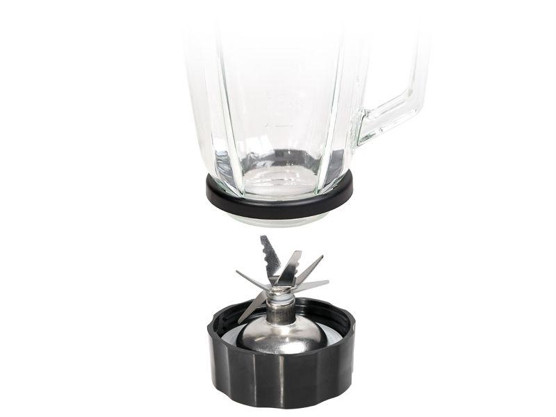 Blender stojący, kielichowy, szklany dzbanek moc 400W LAFE BKP001 zdjęcie 6