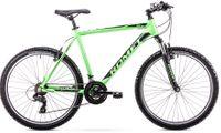 """Rower Romet Rambler 26 R6.1 S(14"""") Zielono- czarny"""