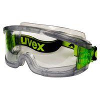 Gogle okulary ochronne robocze bezpieczne Uvex