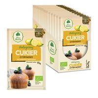 Cukier cytrynowy EKO 15g Dary Natury