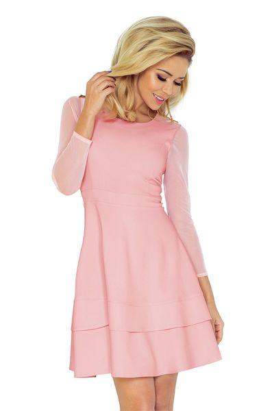 84d7888c4e Sukienka z tiulowym
