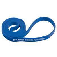 Guma treningowa Spokey Power II Hard niebieska 920957