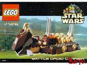 LEGO® 7126 Star Wars - Battle Droid Carrier