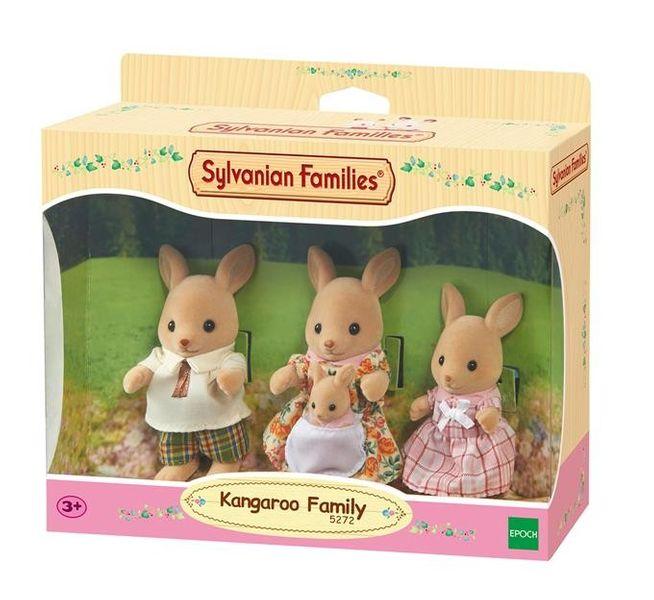 Sylvanian Families Rodzina kangurków zdjęcie 3