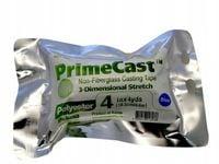 Lekki gips syntetyczny Prime Cast 10,2cm x 3,6m NIEBIESKI