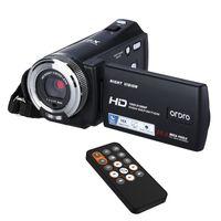 ORDRO DV-12 Kamera cyfrowa z pilotem Full HD 16x Zoom T237