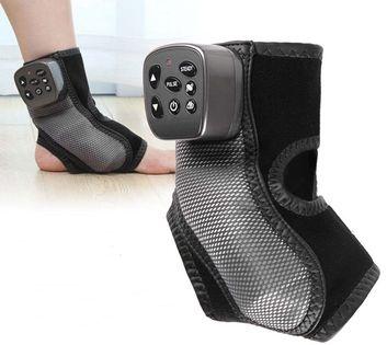 Masażer stopy, masaż wibracyjny, grzanie, poduszki powietrzne, masaż pneumatyczny