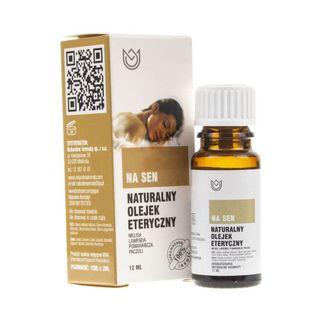 Naturalne Aromaty olejek eteryczny Na sen - 12 ml