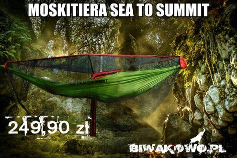 MOSKITIERA NA HAMAK SEA TO SUMMIT