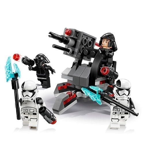 Klocki Lego 75197 Star Wars Najwyższy porządek zdjęcie 4