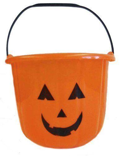 Wiaderko Halloween zdjęcie 1