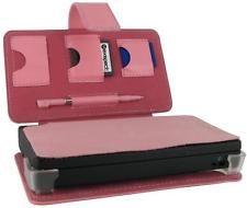 Etui ze skóry na DSi Różowe Exspect