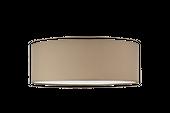 Plafoniera DUBAJ abażur walec 9 kolorów  fi- 50cm E27