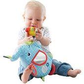 Aktywizujący SŁONIK dla niemowląt Fisher Price zdjęcie 4