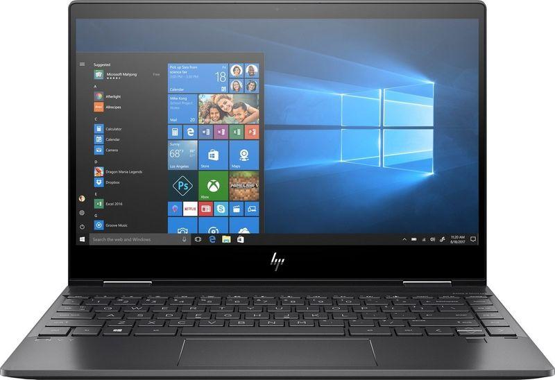2w1 HP ENVY 13 x360 FullHD IPS AMD Ryzen 5 3500U Quad 8GB DDR4 512GB SSD NVMe Radeon Vega 8 Windows 10 zdjęcie 4