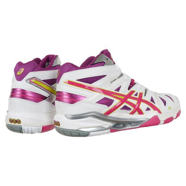 Buty halowe Asics Gel Sensei 5 MT damskie za kostkę do siatkówki tenisa piłki ręcznej 43 12
