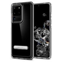 Etui Spigen Ultra Hybrid S Samsung Galaxy S20 Ultra Crystal Clear