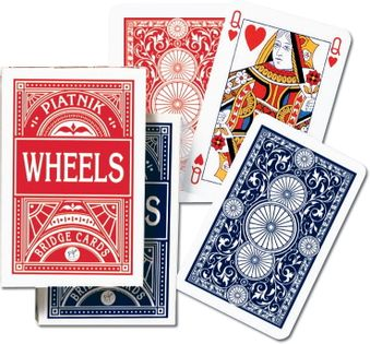 """Karty popularne """"Wheels"""""""