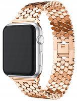 BRANSOLETKA PASEK Apple Watch 1 2 3 / 42mm + SZKŁO
